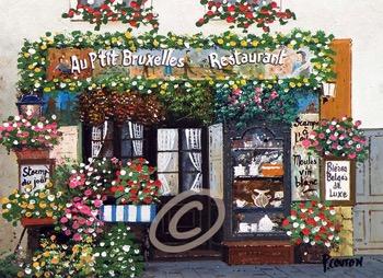 Peintures à l'huile Bruxelles